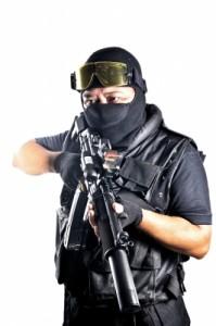 commando armé