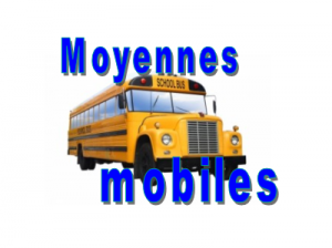 moyennes mobiles
