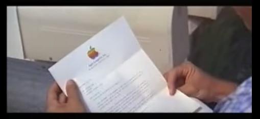 forrest gump apple