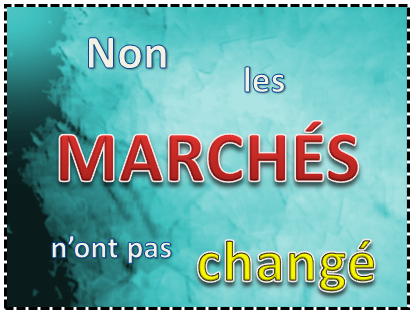 marches pas change