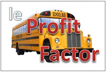 Profit Factor : comprendre son importance en trading