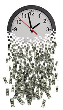 passer son temps à travailler ?