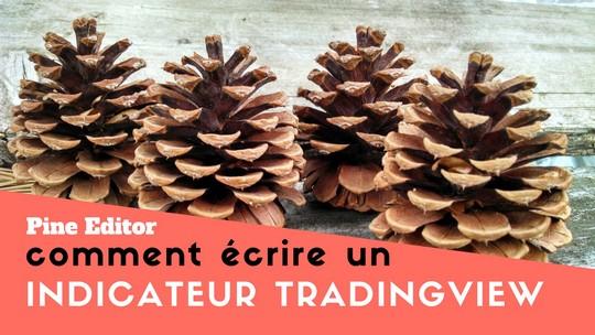 TradingView Pine Editor : comment créer un indicateur (astuces) ?