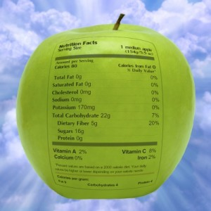 pomme facts