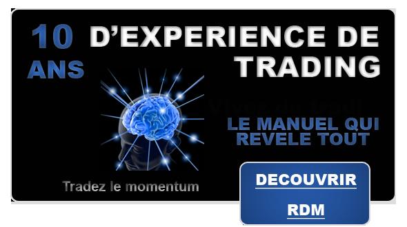 Formation Roquettes de marché de Cédric Froment