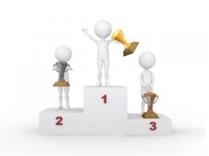 concours podium et remise des prix