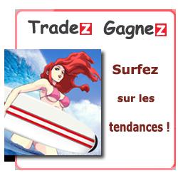Promotion du nouvel an pour Tradez Gagnez !