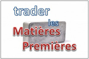 trading des commodities