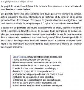 loi sapin 2 transparence