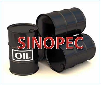 sinopec petrole