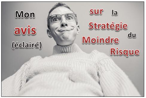 Julien Flot de Graphseo : mon avis sur La Stratégie du Moindre Risque