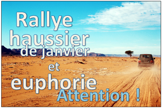 rallye haussier de janvier euphorie attention