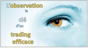 observation trading et inference bayesienne