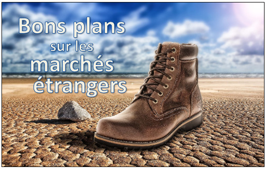 bons plans marches etrangers