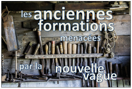 anciennes formations de trading