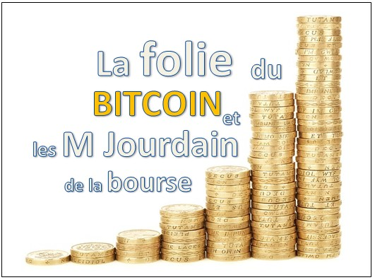 folie du bitcoin