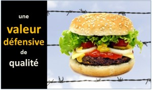 macdonalds valeur boursiere defensive
