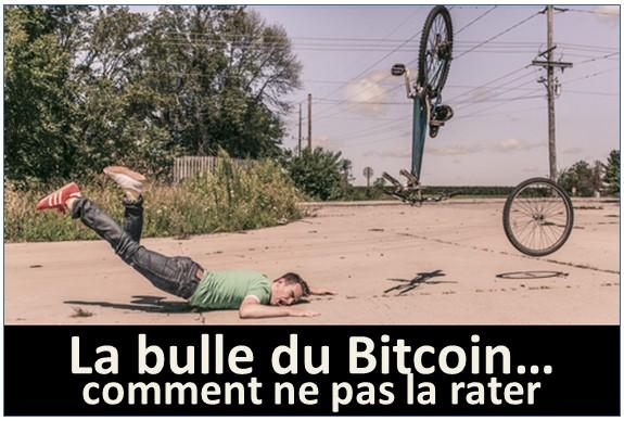 Bulle du Bitcoin : à lire si vous l'avez ratée