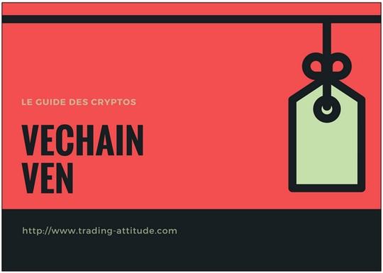 Vechain (VEN) la crypto qui monte