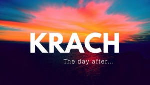 pas de Krach day after alerte