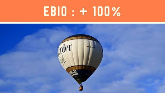 EBIO 100 pourcent