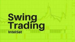 Swing trading intelsat