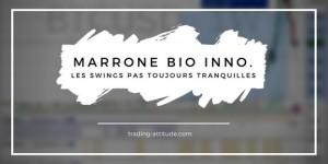 maronne bio innovation swing