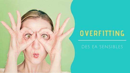 Expert Advisor et overfitting : quand les algos dépendent trop des données mais pas celui-ci