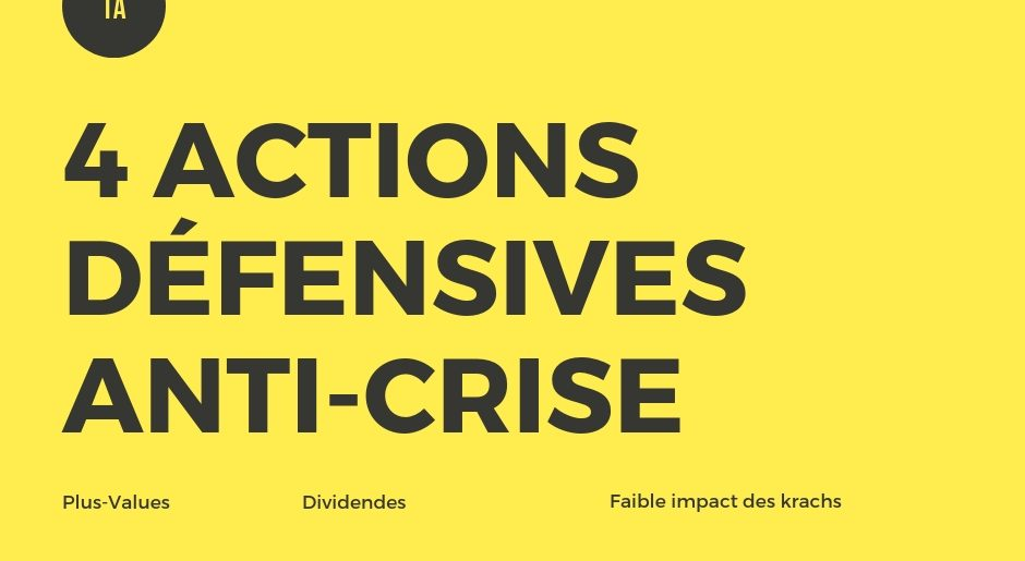 4 actions défensives anti crise