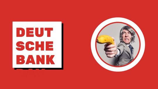 Fusion de la Deutsche Bank – Votre argent menacé