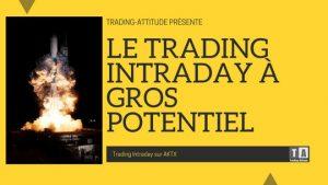 AKTX trading intraday gros potentiel