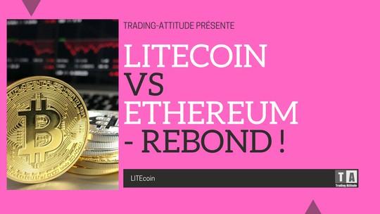 Litecoin contre Ethereum : le momentum !