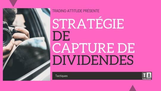 Stratégie de capture de dividende – ex date