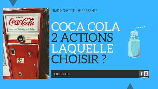 Coca Cola : COKE ou KO ? La différence…