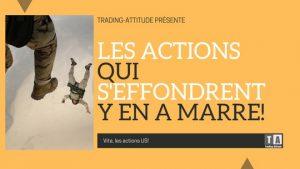 Effondrement actions fr