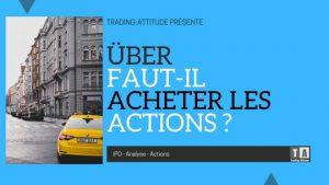Uber acheter actions IPO