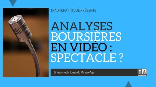 Analyses boursières en vidéo : speaker astrologue