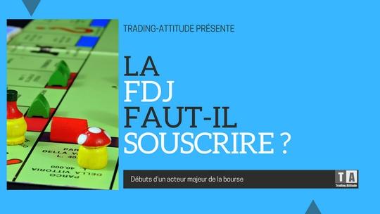 FDJ – Française des Jeux : faut-il participer à l'introduction ?