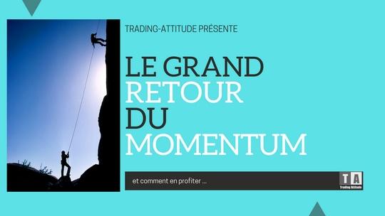 Le grand retour du momentum