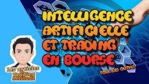 Intelligence artificielle et bourse
