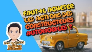 actions constructeurs automobiles