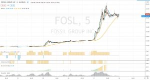 Fossil 5 minutes