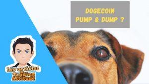 Dogecoin pump and dump