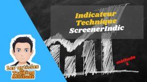 indicateur technique screenerindic