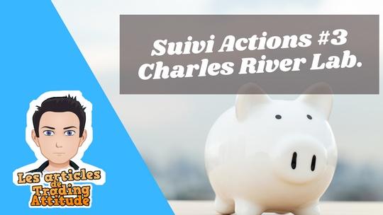 Charles River Lab : pépite pour le long terme