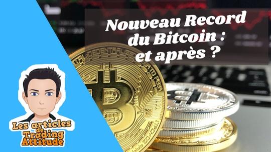 Nouveau record du bitcoin : et après ?